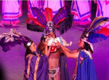 """Con historia y magia, cautivó a miles la presentación de """"Donají, La Leyenda"""" en el auditorio Guelaguetza"""