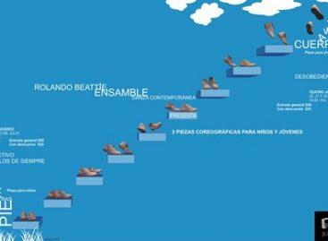 Abre sus puertas el Teatro Juárez a Cuerpos a Volar
