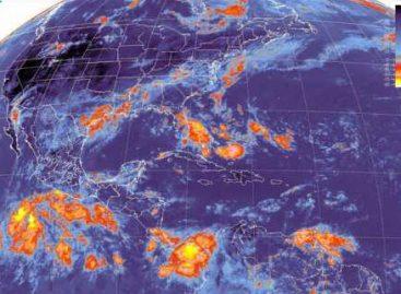 Lluvias fuertes a muy fuertes sobre la mayor parte del país: SMN