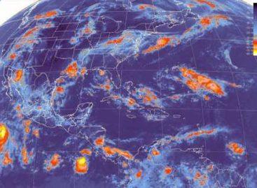 Se mantendrá el potencial de lluvias fuertes sobre gran parte del país