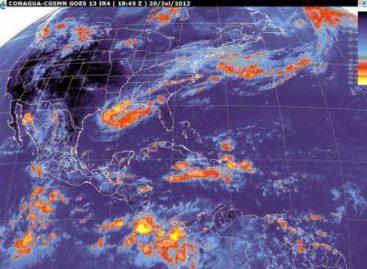 Se prevé mejore las condiciones del clima para el día de hoy: SMN
