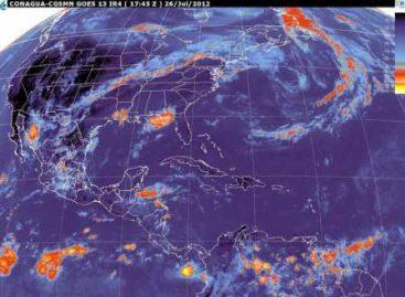 SMN: Se esperan lluvias moderadas a fuertes en la mayor parte del país