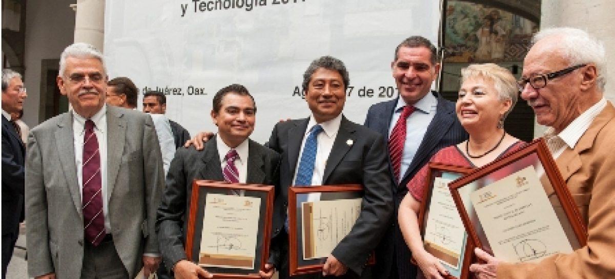 Ciencia y Tecnología, bases para el desarrollo integral y sustentable de Oaxaca: Cué Monteagudo