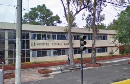 Hospital General de Balbuena