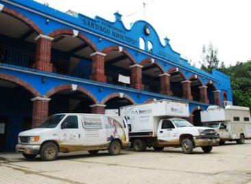 Inician Brigadas Bienestar recorrido en 87 municipios prioritarios; arrancan en Santiago Amoltepec