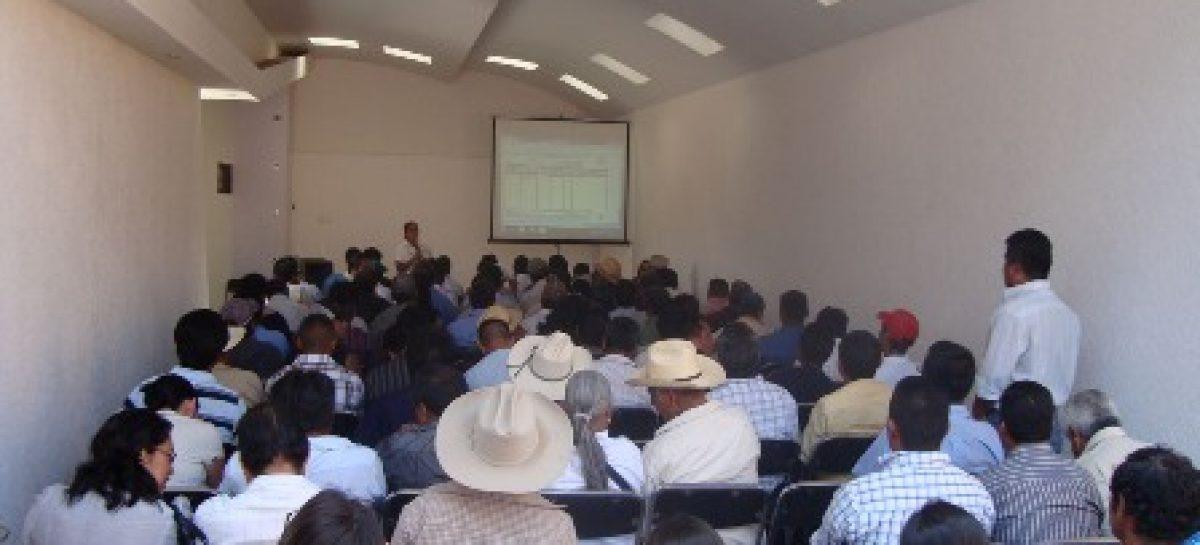 Fortalecen Comités de Contraloría Social para transparentar uso de recursos públicos en municipios de Oaxaca
