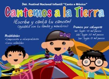 """Cobra fuerza el festival """"Canto a México"""" con el retorno a clases"""