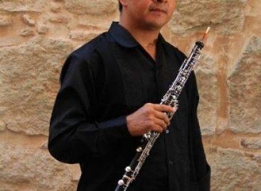 """Presenta César Sánchez concierto """"Del Barroco al Siglo XX"""", en la Casa de la Cultura"""