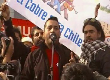 Trabajadores chilenos del cobre amenazan con movilización nacional