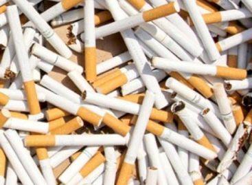Aseguran cargamento de más de 10 millones de cigarros ilegales en Manzanillo, Colima
