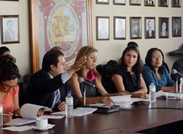 Propone Procurador a Congreso crear Centro de Justicia para Mujeres en Oaxaca