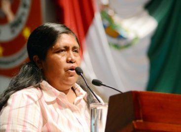 Demanda diputada Hita Beatriz Ortiz investigar y castigar ataque al PT en el Istmo