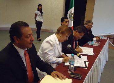 Firman Contraloría del Estado y Colegio de Contadores convenio de colaboración profesional
