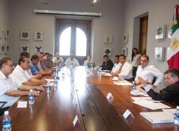 Concretan acuerdos para regularizar el transporte en la ciudad de Oaxaca