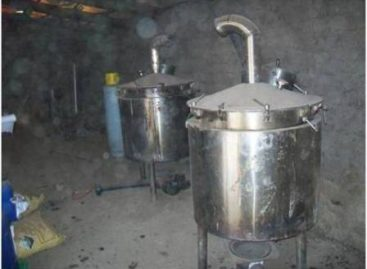Localizan laboratorio clandestino para la elaboración de drogas sintéticas en Jalisco
