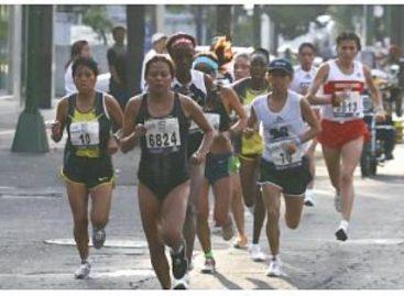 Recorrerá XXX Maratón Internacional de la Ciudad de México puntos emblemáticos del DF