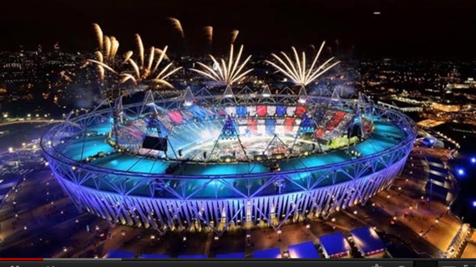 Olimpicos Juegos clausura