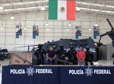"""PF captura a Eliot Alberto Radillo Peza, alias """"Pancho"""", líder del """"Cártel de Jalisco Nueva Generación"""""""