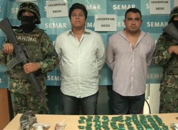 """Armada apresa a relevo del  """"Amarillo"""" como jefe de plaza de Los Zetas, en el sureste de México"""