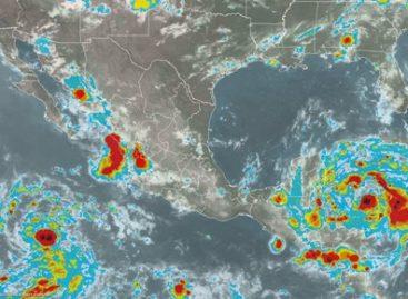 """Ernesto"" se convierte en huracán categoría 1: Meteorológico Nacional"