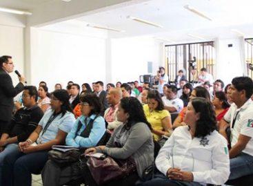 Capacitan a servidores públicos en el combate a la Trata de personas en Oaxaca
