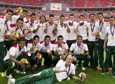 Gana oro México en futbol en Londres 2012, se impuso a Brasil dos a uno