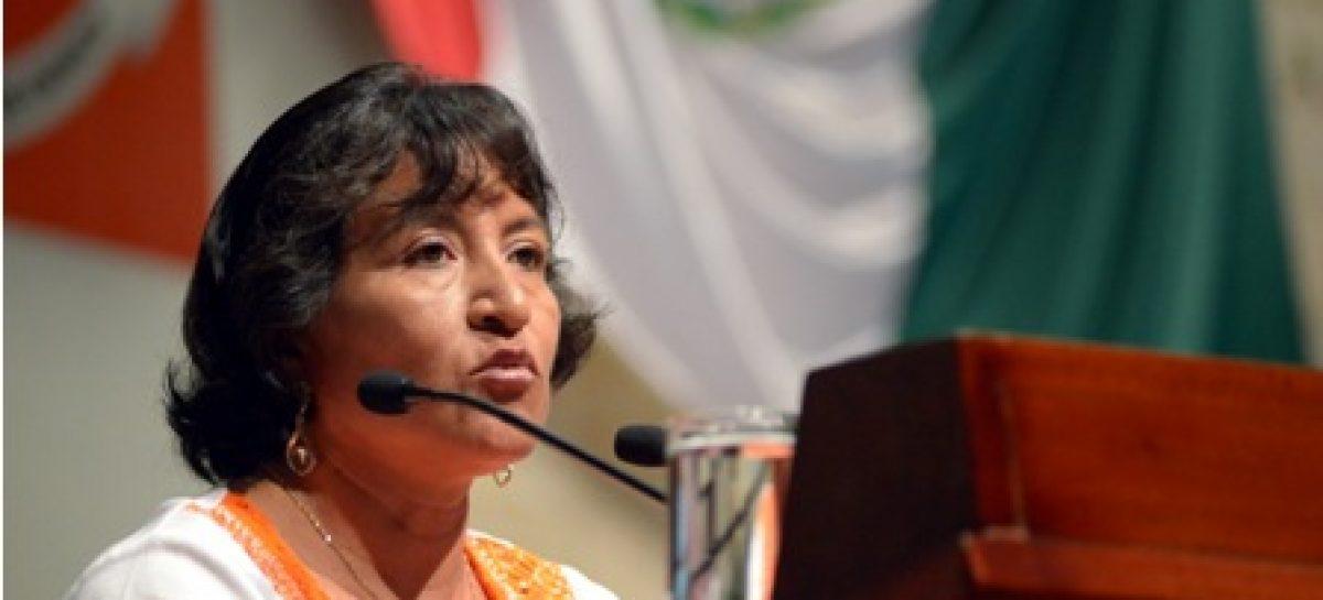 Pide Diputada de Oaxaca informes sobre adeudo del Seguro Popular por más de 80 mdp