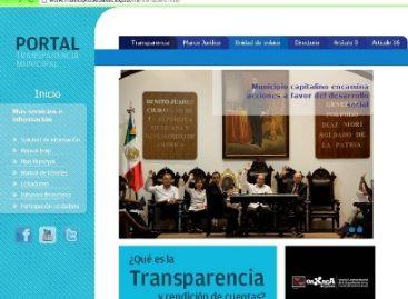 De acuerdo con portal de transparencia, el Municipe de Oaxaca de Juárez percibe 7 mil pesos mensuales