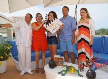 """Graban en Bahía de Huatulco la telenovela """"La mujer del vendaval""""; será transmitida por canal 2 de Televisa"""