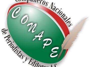 Condena CONAPE actitud de alcalde boliviano por agredir a camarógrafo