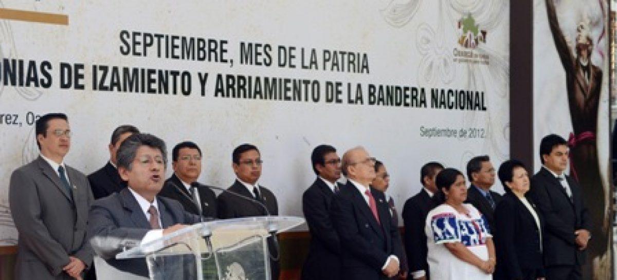 Impulsa Congreso estatal transición a una democracia participativa: Martínez Neri