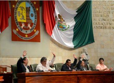 Recibe Congreso de Oaxaca solicitud de ingreso de Bernarda Martínez Santiago como diputada
