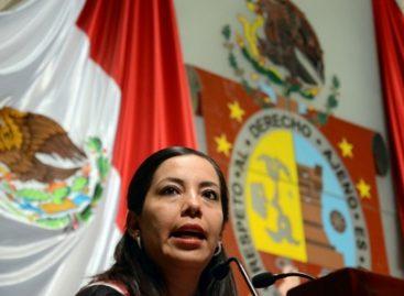 Cabildea diputada Aleida Serrano en Congreso federal para que Pemex cumpla por contaminación en Oaxaca