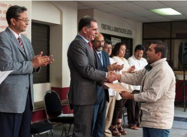 Beneficia Gobierno de Oaxaca con preliberación a 87 indígenas presos por delitos menores