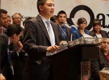 Gana Alejandro González Ruiz, de Puebla, Concurso Nacional de Oratoria y Debate Público