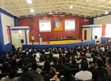 Inauguran nuevas instalaciones en la Facultad de Derecho y Ciencias Sociales de la UABJO