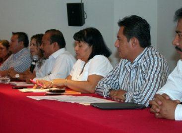 Rechazan burócratas de Oaxaca reformas a la Ley Federal del Trabajo