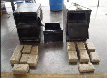 Detienen a tres personas con 27 kilogramos de cocaína en Querobabi, Sonora
