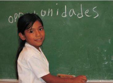 Beneficiados dos y medio millones de niños con el apoyo infantil Vivir Mejor