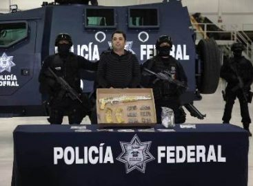 """Apresa Policía Federal a Ramiro Pozos González, alias """"El Molca"""", fundador del grupo criminal """"La resistencia"""""""