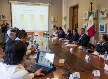 Instruye Gabino Cué a funcionarios hacer recuento realista de logros en el segundo año de gobierno