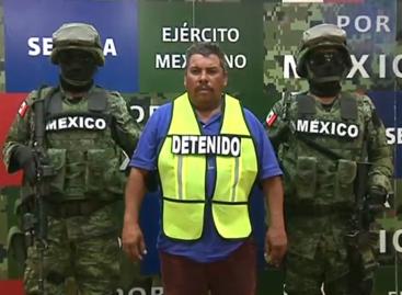 """Ejército apresa a Teófilo Rocha Villalobos (a) """"El Cochiloco"""", jefe de plaza de Los Zetas en Matamoros Coahuila"""