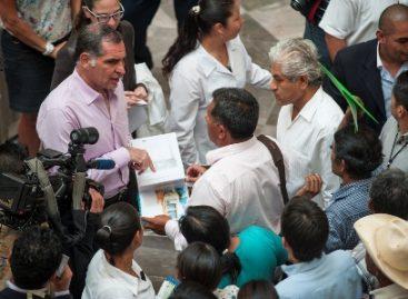 Solidaridad y humanismo, eje fundamental de las audiencias públicas: Cué Monteagudo