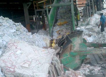 Destruyen material electoral utilizado en jornada del 2010 y 2011 en Oaxaca