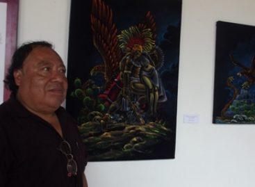 """Presenta José Luis García Cruz exposición """"Oaxaca en su esplendor"""" en la Casa de la Cultura"""