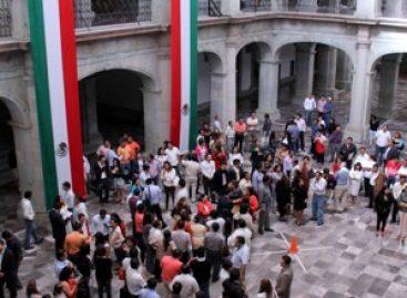 Sin incidentes y en completa calma se realiza megasimulacro en Oaxaca