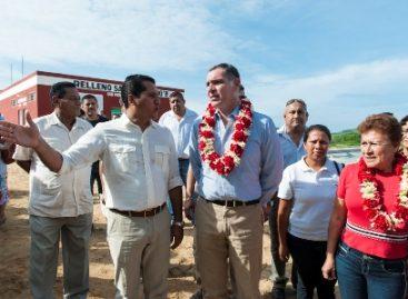 Invertirá Gobierno de Oaxaca más de 30 mdp en obras de saneamiento en la región de la Costa