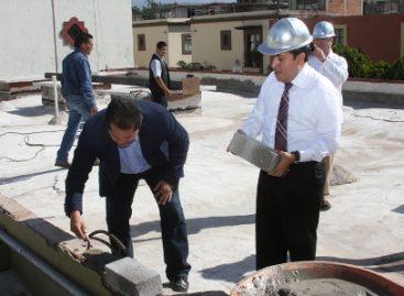 Inician construcción del Centro de Justicia para las Mujeres, en Oaxaca
