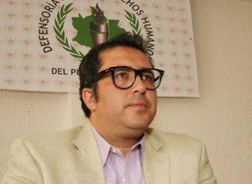 Defensor de Derechos Humanos de Oaxaca, Arturo Peimbert Calvo ordena despidos masivos en la dependencia