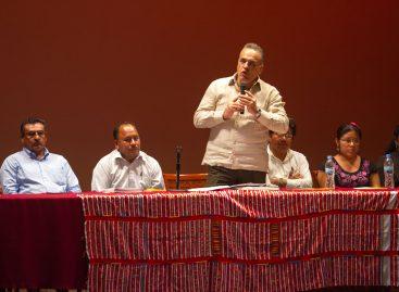 Hace suyo gobierno de Oaxaca proceso de reforma constitucional indígena y afromexicana